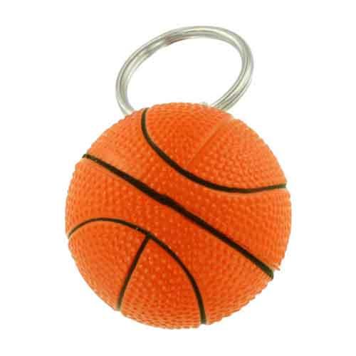 Key Chain Stress Ball Image 1