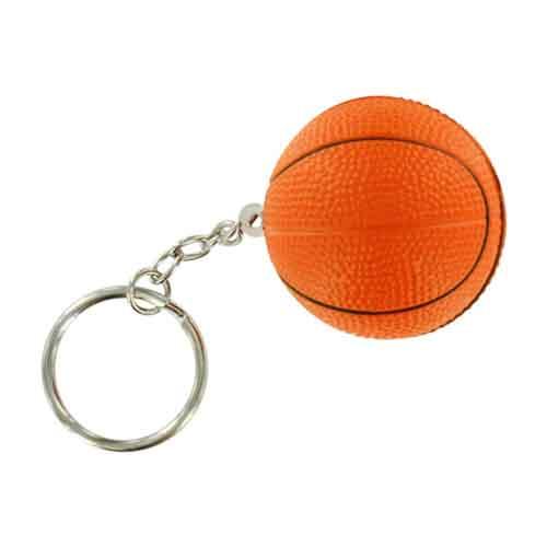 Key Chain Stress Ball Image 2