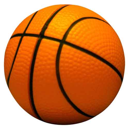 Sports Ball Stress Relievers Image 1