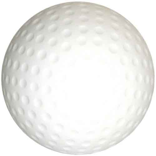 Stress Reliever Golf Ball Image 1