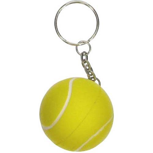 Key Chain Tennis Stress Ball Image 2