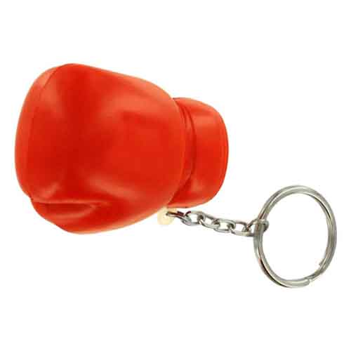 Boxing Stress Reliever Key Ring Image 1