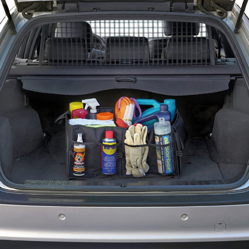 Auto Car Organizer Collapsible Bag Image 4