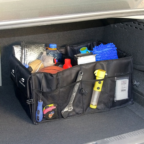 Auto Car Organizer Collapsible Bag Image 6