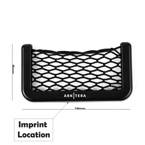 Auto Car Net Phone Holder Imprint Image