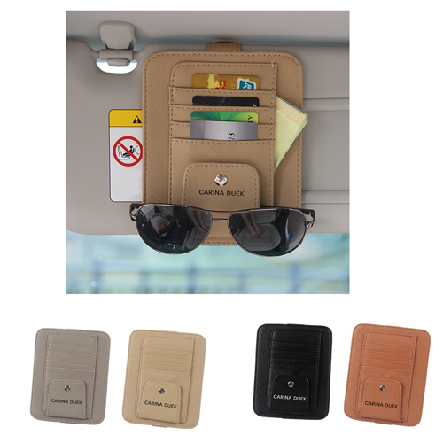 Multifunction Hanging Car Card Bag