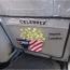 Environmental PVC Seat Protector With Organizer Imprint Image