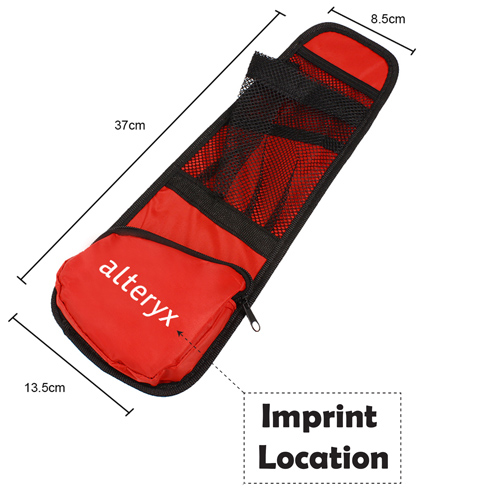 Waterproof Fabric Car Storage Bag Imprint Image