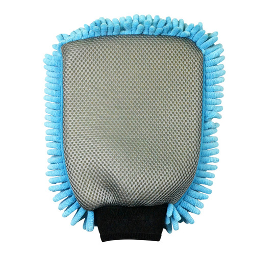 Noodle Sponge Cleaning Washing Mitt Image 4