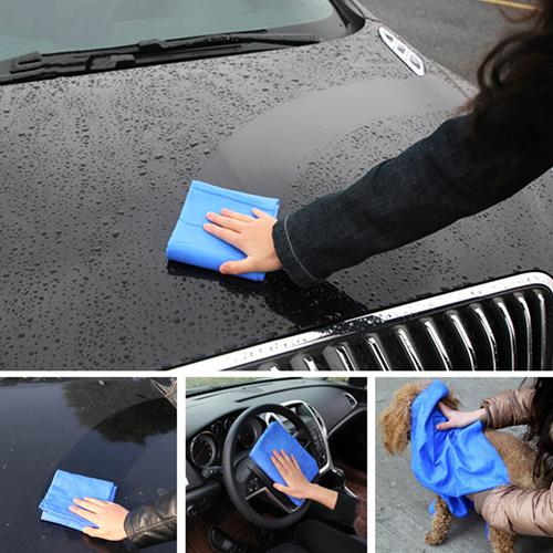 Super Absorption Car Care Towel Image 3