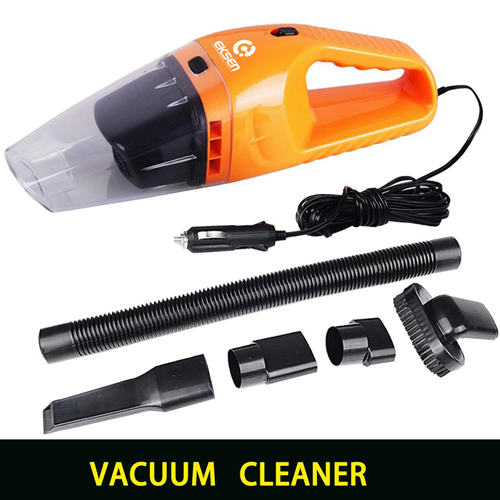 Portable Dual Use Car Vacuum Cleaner