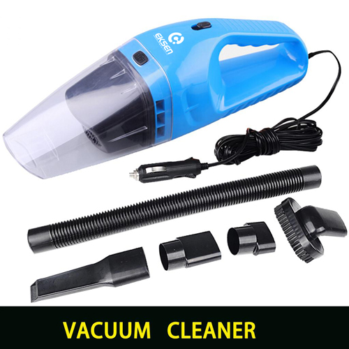 Portable Dual Use Car Vacuum Cleaner Image 2