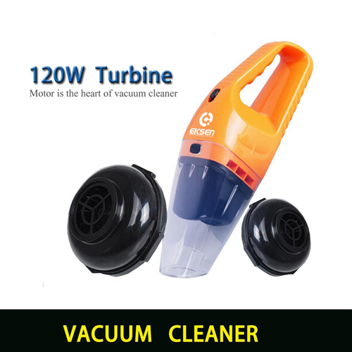 Portable Dual Use Car Vacuum Cleaner Image 3