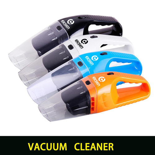 Portable Dual Use Car Vacuum Cleaner Image 4