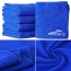 Soft Absorbent Microfiber Car Cleaning Towels Image 2