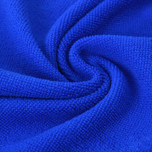 Soft Absorbent Microfiber Car Cleaning Towels Image 3