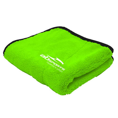 Microfiber Car Cleaning Cloth With Wax