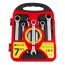 Ratchet 7 Pieces Spanner Set