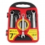 Ratchet 7 Pieces Spanner Set Image 1