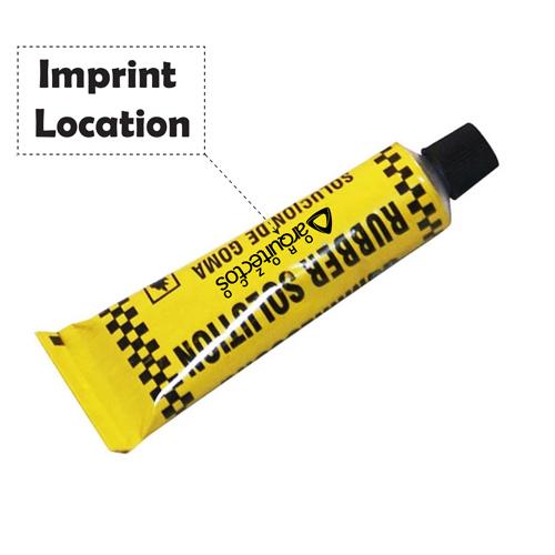 Tubeless Tire Puncture Repairing Tool Imprint Image