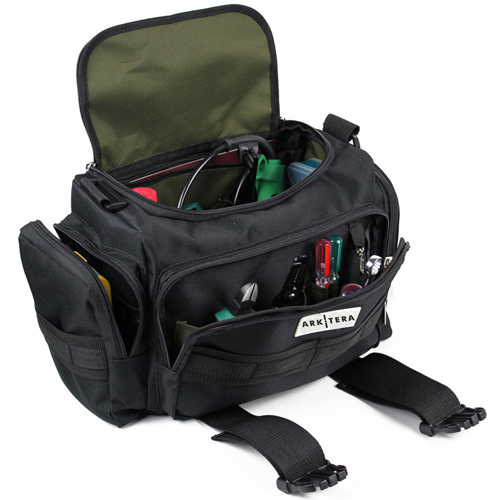 Double Layer Electrician Repair Tool Bag Image 4