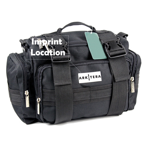 Double Layer Electrician Repair Tool Bag Imprint Image