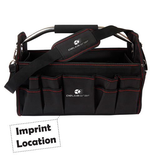Hardware Tools Folding Shoulder Bag Imprint Image