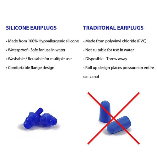 Noise Reducing Ears Plugs Image 4