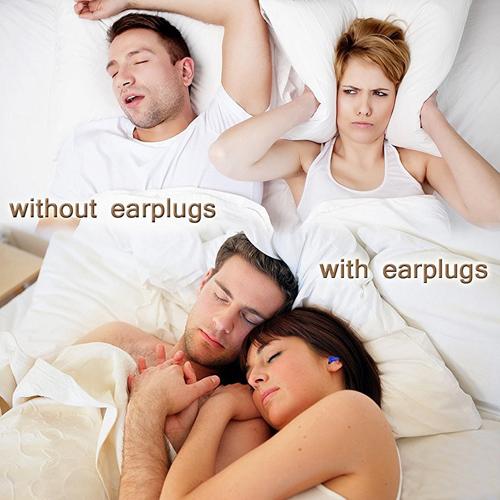 Noise Reducing Ears Plugs Image 5