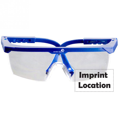 Shock Resistant Goggles Imprint Image