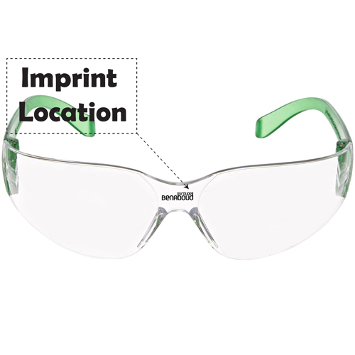 Gumballs Safety Glasses Imprint Image