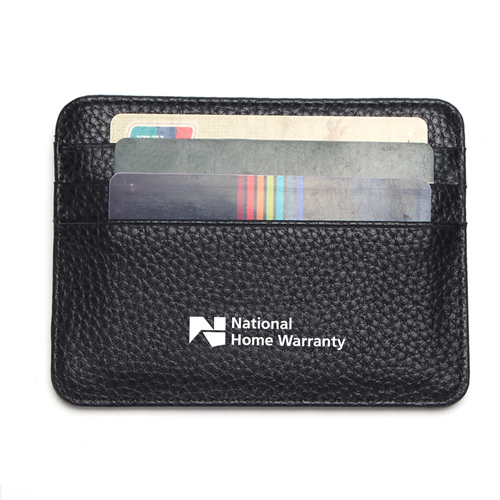 Slim Bank Credit Card Holder Image 1