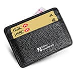 Slim Bank Credit Card Holder