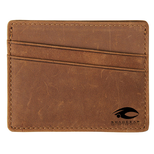 Leather Thin Credit Card Holder Image 1