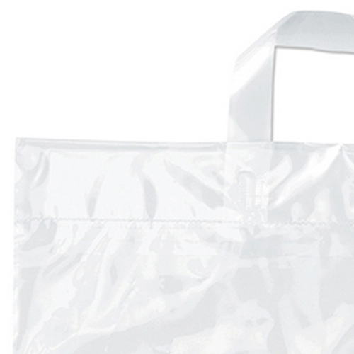 Soft Loop Shopper Plastic Bag Image 4