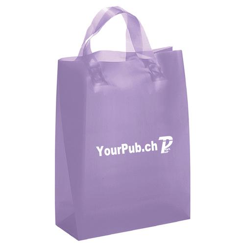 Frosted Brite Loop Handles Bag Image 2