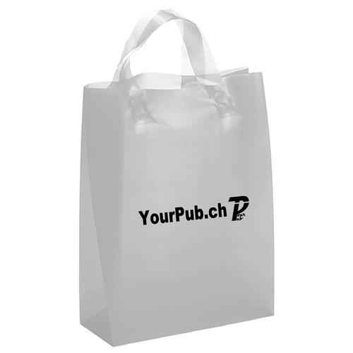 Frosted Brite Loop Handles Bag Image 4