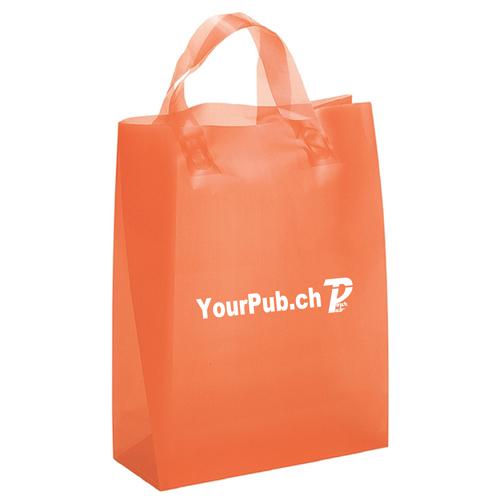Frosted Brite Loop Handles Bag Image 5