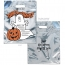 Reflective Halloween Ghost Candy Plastic Bag