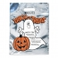 Reflective Halloween Ghost Candy Plastic Bag Image 2