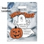 Reflective Halloween Ghost Candy Plastic Bag Imprint Image