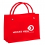 Shopper Plastic Tote Bag