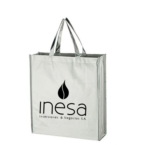 Non Woven Waterproof Shopper Tote Bag Image 1