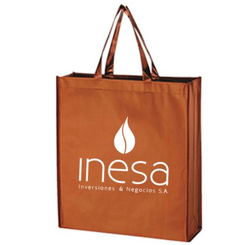 Non Woven Waterproof Shopper Tote Bag Image 5