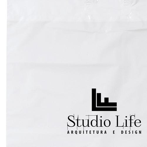 Soft Loop Shopper Simple Plastic Bag