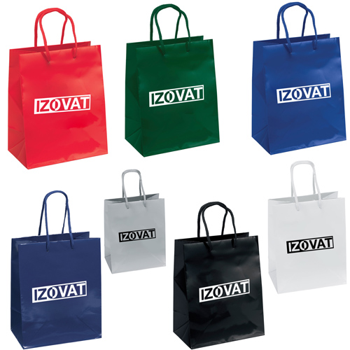 Promotional Customizable Paper Bags