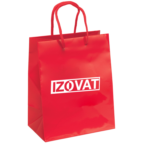 Promotional Customizable Paper Bags Image 7