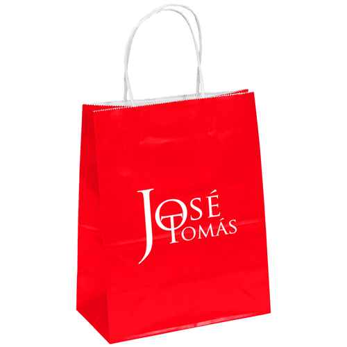 Customized Promotional Paper Bags