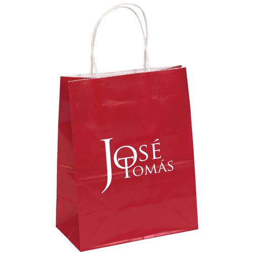 Customized Promotional Paper Bags Image 1