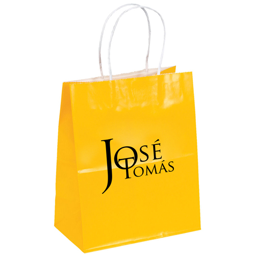 Customized Promotional Paper Bags Image 2